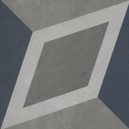 Villeroy & Boch Century Unlimited Dekor diamenty podłogowy i ścienny 20x20 cm rektyfikowany, multikolor multicolour cold 2634CF6K