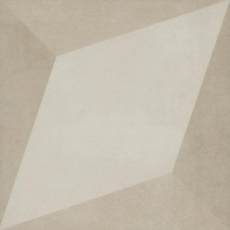 Villeroy & Boch Century Unlimited Dekor diamenty podłogowy i ścienny 20x20 cm rektyfikowany, multikolor multicolour warm 2634CF1J