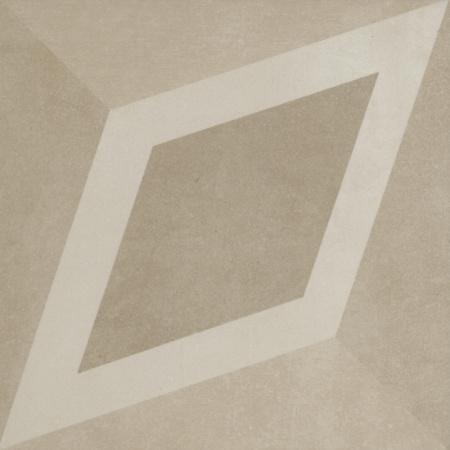 Villeroy & Boch Century Unlimited Dekor diamenty podłogowy i ścienny 20x20 cm rektyfikowany, multikolor multicolour warm 2634CF1K