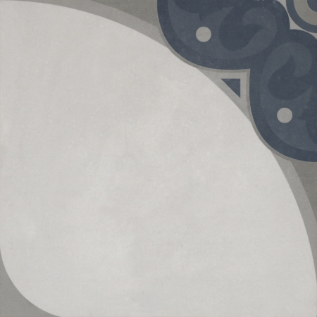 Villeroy & Boch Century Unlimited Dekor koła podłogowy i ścienny 20x20 cm rektyfikowany, multikolor multicolour cold 2634CF6G