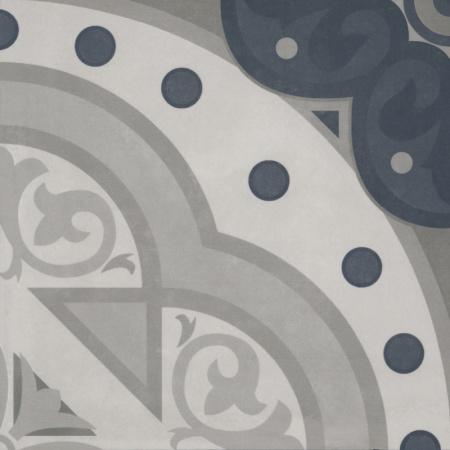 Villeroy & Boch Century Unlimited Dekor koła podłogowy i ścienny 20x20 cm rektyfikowany, multikolor multicolour cold 2634CF6H