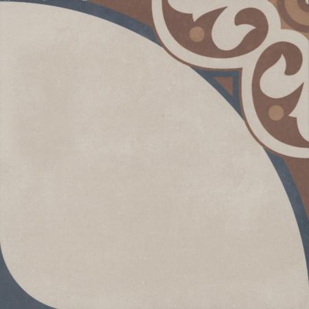 Villeroy & Boch Century Unlimited Dekor koła podłogowy i ścienny 20x20 cm rektyfikowany, multikolor multicolour colorful 2634CF4G