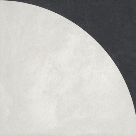 Villeroy & Boch Century Unlimited Dekor koła podłogowy i ścienny 20x20 cm rektyfikowany, szary grey 2634CF9F