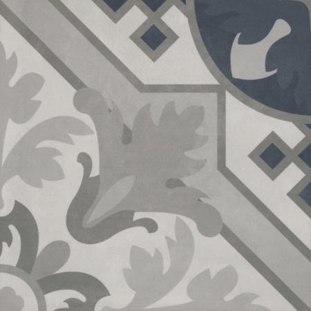 Villeroy & Boch Century Unlimited Dekor trójkąty podłogowy i ścienny 20x20 cm rektyfikowany, multikolor multicolour cold 2634CF6D