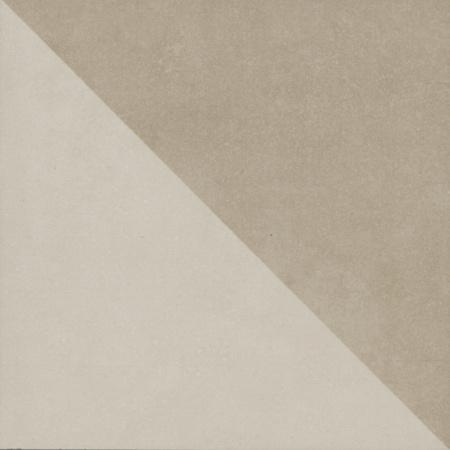 Villeroy & Boch Century Unlimited Dekor trójkąty podłogowy i ścienny 20x20 cm rektyfikowany, multikolor multicolour warm 2634CF1A