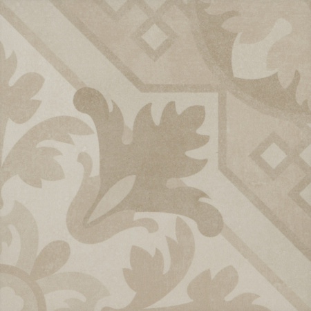 Villeroy & Boch Century Unlimited Dekor trójkąty podłogowy i ścienny 20x20 cm rektyfikowany, multikolor multicolour warm 2634CF1D