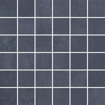 Villeroy & Boch Century Unlimited Mozaika podłogowa i ścienna 5x5 cm rektyfikowana VilbostonePlus, indygo indigo 2030CF90