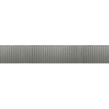 Villeroy & Boch Chérie Bordiura ścienna 10x60 cm, przydymiona szara smoke grey 1015NE63