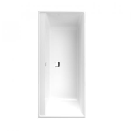 Villeroy & Boch Collaro Wanna prostokątna 160x75 cm do zabudowy, biała Stone White UBA160COR2DV-RW