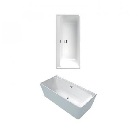 Villeroy & Boch Collaro Wanna prostokątna narożna180x80 cm lewa, biała Weiss Alpin UBA180COR9CLBCVD01