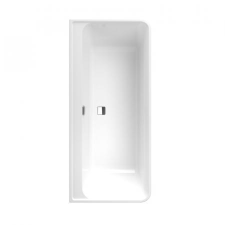 Villeroy & Boch Collaro Wanna prostokątna przyścienna 180x80 cm, biała Weiss Alpin UBA180COR9CS00VD01