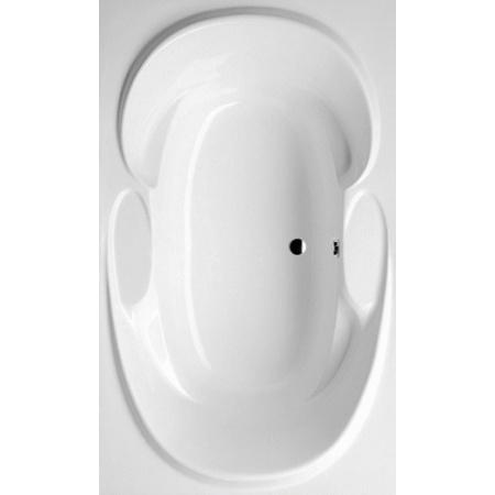 Villeroy & Boch Colorado Wanna prostokątna 200x120 cm, biała Weiss Alpin UBA200COL2V-01