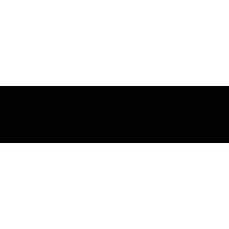 Villeroy & Boch Colorvision Bordiura 5x20 cm, hebanowa czerń ebony black 1222B501