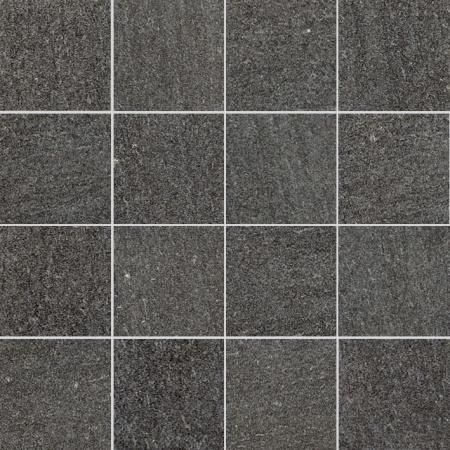 Villeroy & Boch Crossover Mozaika podłogowa 7,5x7,5 cm rektyfikowana Vilbostoneplus, antracytowa anthracite 2625OS9M