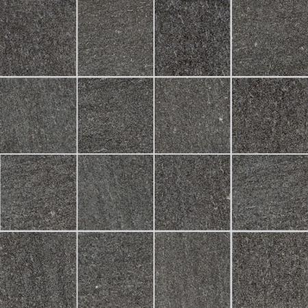 Villeroy & Boch Crossover Mozaika podłogowa 7,5x7,5 cm rektyfikowana Vilbostoneplus, antracytowa anthracite 2627OS9R