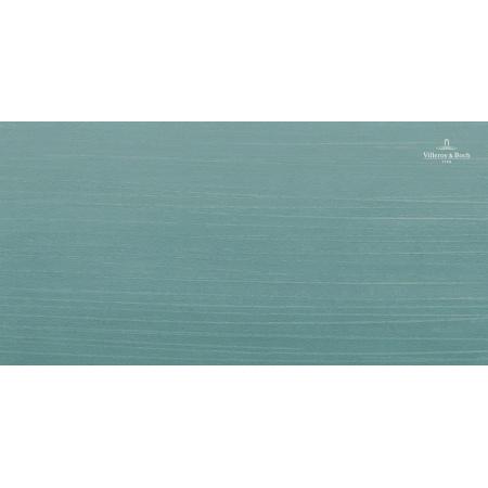 Villeroy & Boch Dégradé Dekor ścienny Logo 25x50 cm, niebieski petrol 1560DE53