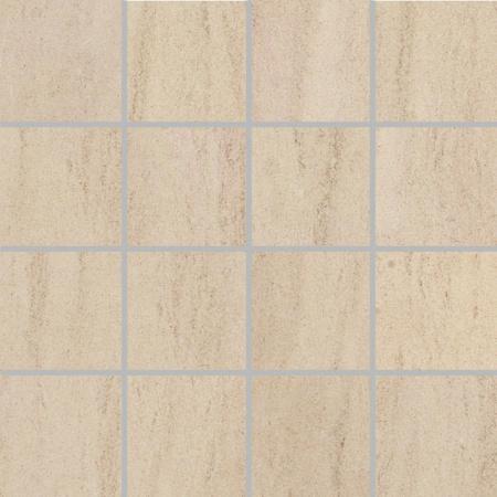 Villeroy & Boch East End Płytka podłogowa 7,5x7,5 cm rektyfikowana Vilbostoneplus, beżowa beige 2305SI1M