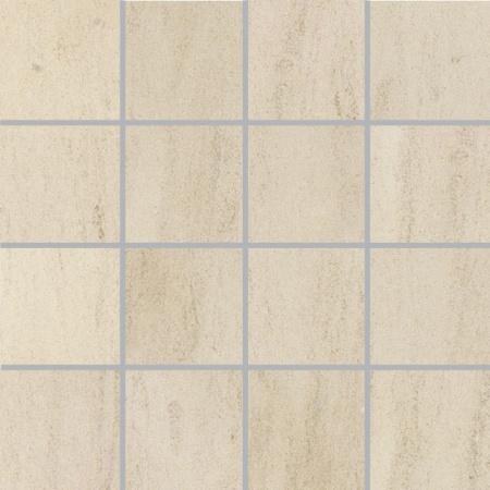 Villeroy & Boch East End Płytka podłogowa 7,5x7,5 cm rektyfikowana Vilbostoneplus, kremowa creme 2305SI0M