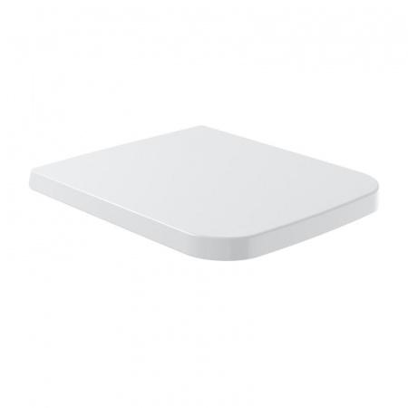 Villeroy & Boch Finion Deska sedesowa wolnoopadająca z powłoką CeramicPlus, biała Weiss Alpin 9M88S1R1