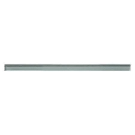 Villeroy & Boch Fire&Ice Bordiura podłogowa 1,5x30 cm, szara grey 1054BE05