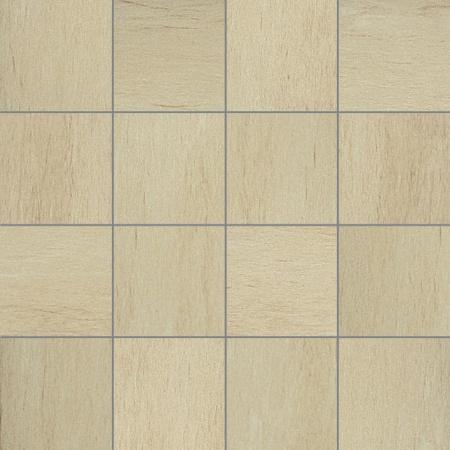 Villeroy & Boch Five Senses Mozaika podłogowa 7,5x7,5 cm rektyfikowana VilbostonePlus, beżowa beige 2422WF20