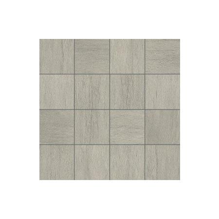 Villeroy & Boch Five Senses Mozaika podłogowa 7,5x7,5 cm rektyfikowana VilbostonePlus, jasnoszara light grey 2422WF60