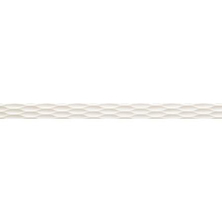 Villeroy & Boch Flowmotion Bordiura ścienna 5x70 cm, biała white 1328GR07