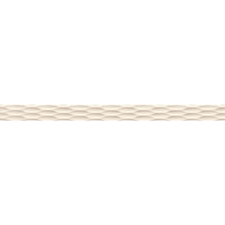 Villeroy & Boch Flowmotion Bordiura ścienna 5x70 cm, szarobeżowa greige 1328GR67