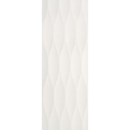 Villeroy & Boch Flowmotion Dekor ścienny 25x70 cm rektyfikowany CeramicPlus, szary grey 1371GR66