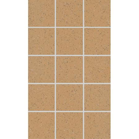 Villeroy & Boch Granifloor Mozaika podłogowa 10x10 cm Vilbostoneplus, brązowa cotto 2200920D