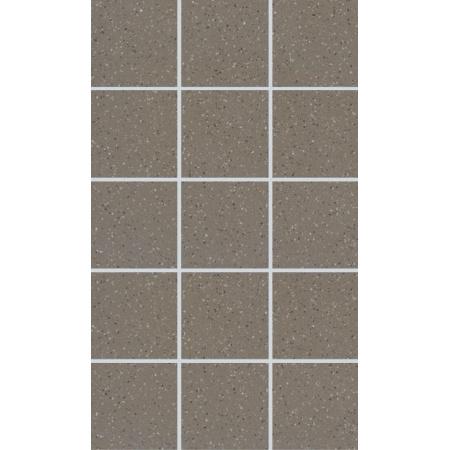 Villeroy & Boch Granifloor Mozaika podłogowa 10x10 cm Vilbostoneplus, ciemnobrązowa dark brown 2200919D