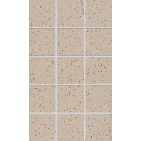 Villeroy & Boch Granifloor Mozaika podłogowa 10x10 cm Vilbostoneplus, jasnobrązowa light brown 2200919H
