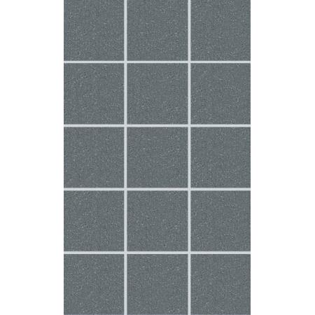 Villeroy & Boch Granifloor Mozaika podłogowa 10x10 cm Vilbostoneplus, średnioszara medium grey 2200913M