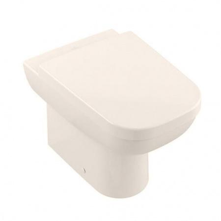 Villeroy & Boch Joyce Toaleta WC stojąca 37x56 cm, lejowa, z powłoką CeramicPlus, pergamon 560810R3