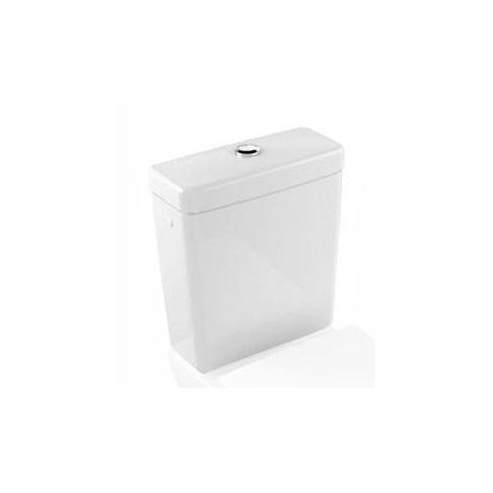 Villeroy & Boch Joyce Spłuczka, z powłoką CeramicPlus, biała Weiss Alpin 571211R1
