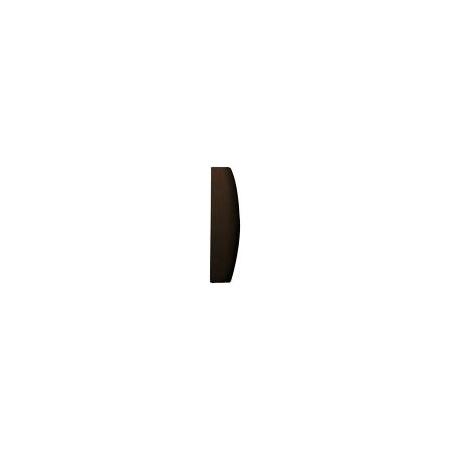 Villeroy & Boch La Diva Płytka narożna 1,5x5 cm, czarna tulipe noire 1547ET34