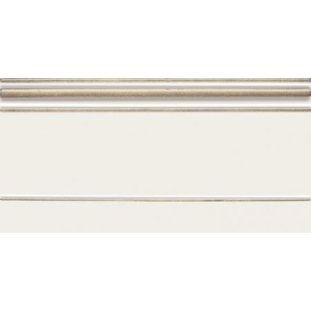 Villeroy & Boch La Diva Dekor brzeżny 15x30 cm, perłowy pearl 1773ET15