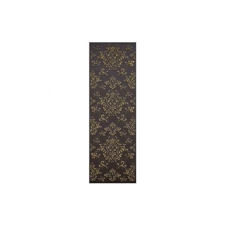 Villeroy & Boch La Diva Dekor ścienny 30x90 cm rektyfikowany, czarny tulipe noire 1309ET32