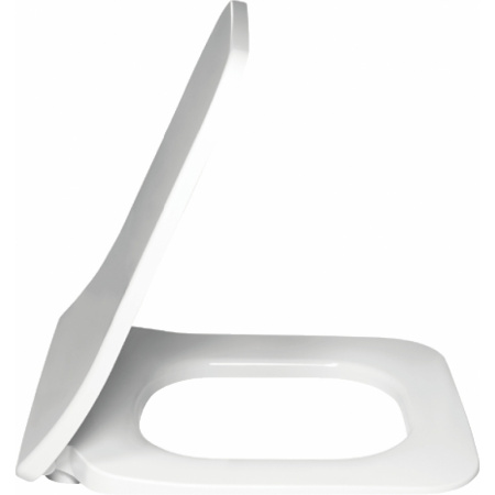 Villeroy & Boch Legato Deska sedesowa Slimseat wolnoopadająca, biała Weiss Alpin 9M95S101