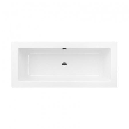 Villeroy & Boch Legato Duo Wanna prostokątna 170x70 cm, biała Weiss Alpin UBA177LEG2V-01
