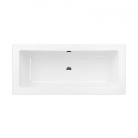 Villeroy & Boch Legato Duo Wanna prostokątna 170x75 cm, biała Weiss Alpin UBA170LEG2V-01