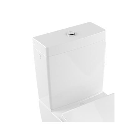 Villeroy & Boch Legato Spłuczka, biała Weiss Alpin 57631101