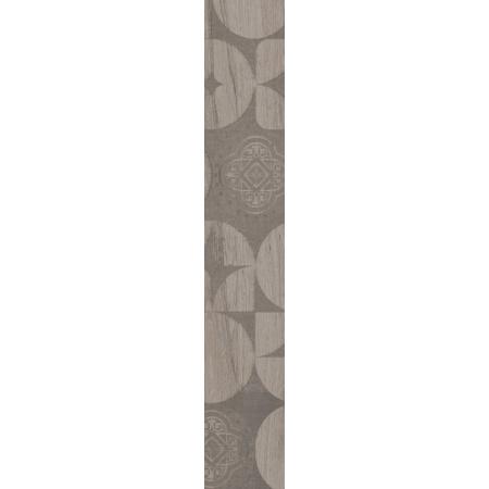 Villeroy & Boch Lodge Dekor podłogowy 20x120 cm rektyfikowany VilbostonePlus, szary grey 2742HW61