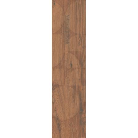 Villeroy & Boch Lodge Dekor podłogowy 22,5x90 cm rektyfikowany VilbostonePlus, brązowy brown 2380HW81