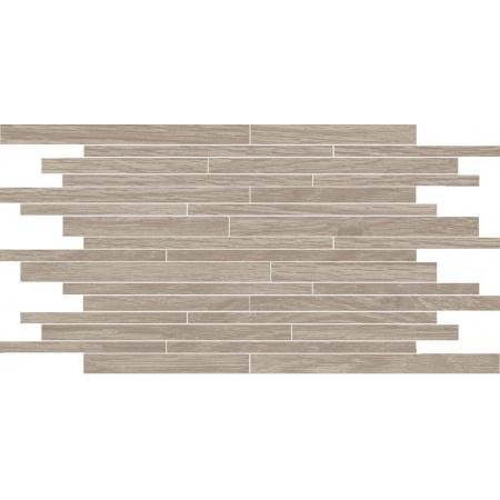 Villeroy & Boch Lodge Dekor podłogowy 30x50 cm rektyfikowany Vilbostoneplus, szary grey 2654HW60