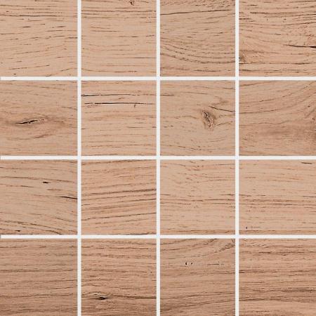 Villeroy & Boch Lodge Mozaika podłogowa 7,5x7,5 cm rektyfikowana Vilbostoneplus, beżowa beige 2362HW10