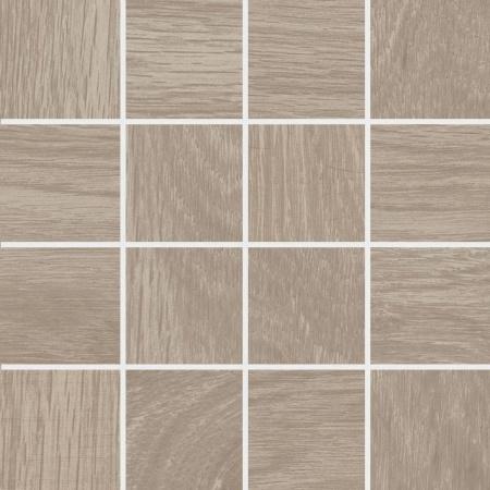 Villeroy & Boch Lodge Mozaika podłogowa 7,5x7,5 cm rektyfikowana Vilbostoneplus, szara grey 2362HW60