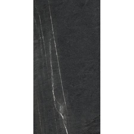 Villeroy & Boch Lucerna Płytka podłogowa 45x90 cm rektyfikowana VilbostonePlus, czarna black 2177LU90