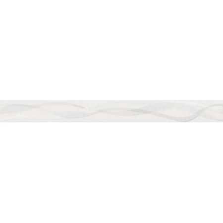 Villeroy & Boch Melrose Bordiura 6x60 cm rektyfikowana, biała white 1893NW75