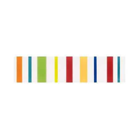 Villeroy & Boch Melrose Bordiura 7x30 cm rektyfikowana, multikolor multicolour 1896NW55